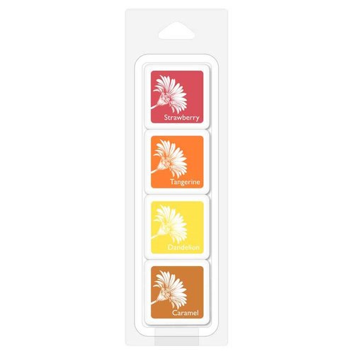 Hero Arts - Ink Cubes Pack - Bold - Desert Sun