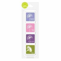 Hero Arts - Ink Cubes Pack - Layering - Fuchsia