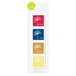 Hero Arts - Parisian Style Collection - Ink Cubes Pack - Layering - Rooster