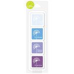 Hero Arts - Ink Cubes Pack - Layering - Hydrangea