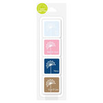 Hero Arts - Ink Cubes Pack - Layering - Birds and Blossoms
