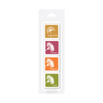 Hero Arts - Ink Cubes Pack - Thanksgiving Letters Layering