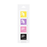 Hero Arts - Ink Cubes Pack - Layering - Swallowtail