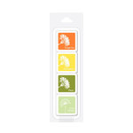 Hero Arts - Ink Cubes Pack - Layering - Nasturtium