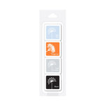 Hero Arts - Ink Cubes Pack - Layering - Swan
