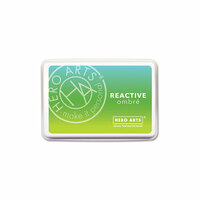 Hero Arts - Ombre Ink Pad - Reactive Spring Day