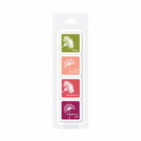 Hero Arts- Season of Wonder Collection - Ink Cubes Pack - Poinsettia