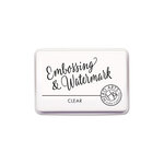 Hero Arts - Clear Embossing and Watermark Ink Pad