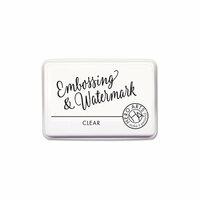 Hero Arts - Clear Embossing and Watermark Ink Pad