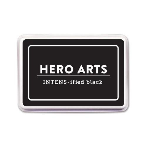 Hero Arts - Dye Ink Pad - Intens-ified Black