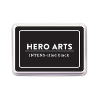 Hero Arts - Dye Ink Pad - Intens-ified Black