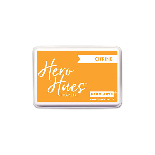 Hero Arts - Hero Hues - Pigment Ink Pad - Citrine