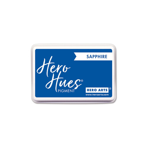Hero Arts - Hero Hues - Pigment Ink Pad - Sapphire