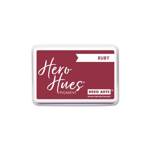 Hero Arts - Hero Hues - Pigment Ink Pad - Ruby