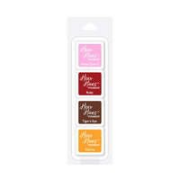 Hero Arts - Hero Hues - Ink Cubes Pack - Warm Pigment