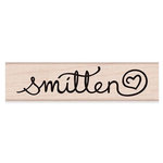 Hero Arts - Woodblock - Wood Mounted Stamps - Smitten
