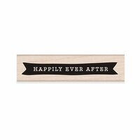 Hero Arts - Woodblock - Wood Mounted Stamps - Happily Ever After
