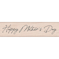 Hero Arts - Woodblock - Wood Mounted Stamps - Handwritten Mother's Day