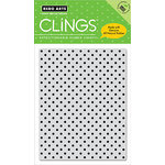 Hero Arts - Clings - Repositionable Rubber Stamps - Cling Dots