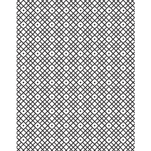 Hero Arts - BasicGrey - Lucille Collection - Repositionable Rubber Stamps - Small Screen Background