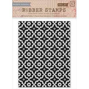 Hero Arts - BasicGrey - Spice Market Collection - Repositionable Rubber Stamps - Symbol Background