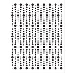 Hero Arts - BasicGrey - Repositionable Rubber Stamps - Dots Background