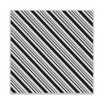 Hero Arts - Clings - Christmas - Repositionable Rubber Stamps - Candy Stripe Bold Prints