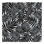 Hero Arts - Clings - Repositionable Rubber Stamps - Tropical Foliage Bold Prints