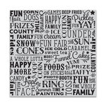 Hero Arts - Clings - Repositionable Rubber Stamps - County Fair Bold Prints