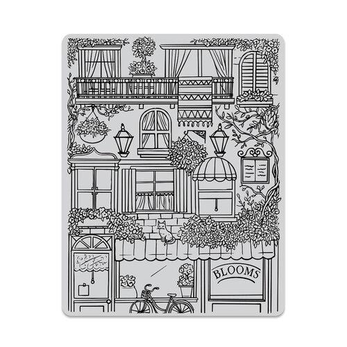 Hero Arts - Repositionable Rubber Stamps - Flower Shop