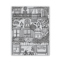 Hero Arts - Repositionable Rubber Stamps - Flower Shop