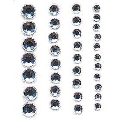 Hero Arts - Hero Hues - Bling - Adhesive Gems - Clear