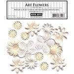 Hero Arts - Art Flowers - White and Cream