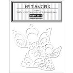 Hero Arts - Felt Shapes - Christmas - Angels