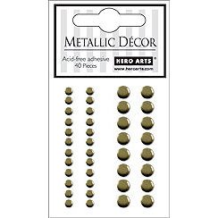 Hero Arts - Hero Hues - Bling - Metallic Decor - Gold