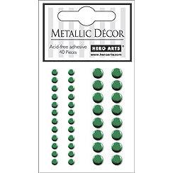 Hero Arts - Hero Hues - Bling - Metallic Decor - Green
