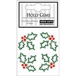 Hero Arts - Hero Hues - Christmas - Bling - Gem Shapes - Holly, CLEARANCE