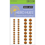 Hero Arts - Hero Hues - Bling - Metallic Decor - Orange