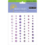 Hero Arts - Hero Hues - Pearls and Gems - Floral Mixed Accents, CLEARANCE