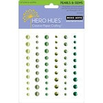 Hero Arts - Hero Hues - Pearls and Gems - Foliage Mixed Accents, CLEARANCE