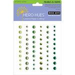 Hero Arts - Hero Hues - Pearls and Gems - Foliage Mixed Accents, CLEARANCE