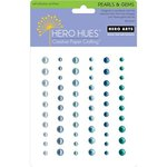 Hero Arts - Mixed Accents - Gems and Pearls - Sea