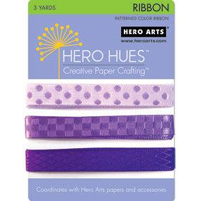 Hero Arts - Hero Hues - Ribbon - Floral