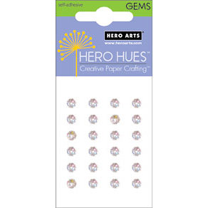 Hero Arts - Hero Hues - Bling - Prism Gems - 5 mm - Diamond, CLEARANCE