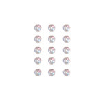 Hero Arts - Accents - Sparkle Gemstones - Diamond - 8mm