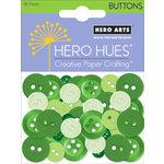 Hero Arts - Hero Hues - Mixed Buttons - Foliage