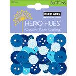 Hero Arts - Hero Hues - Mixed Buttons - Sea