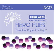 Hero Arts - Hero Hues - Bling - Dots - Floral