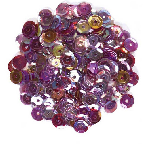 Hero Arts Purple Ombre Sequins