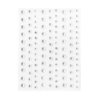Hero Arts - Hero Hues - Self Adhesive Enamel Dots - Clear